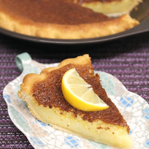 10 Best Lemon Chess Pie Without Cornmeal Recipes | Yummly