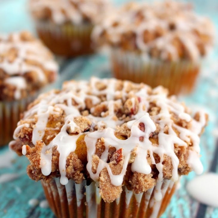 Pumpkin Apple Streusel Muffins Recipe | Yummly