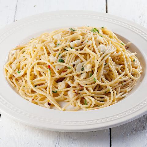 how to cook spaghetti olio
