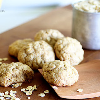 Chewy Oatmeal Cookies No Butter Recipes
