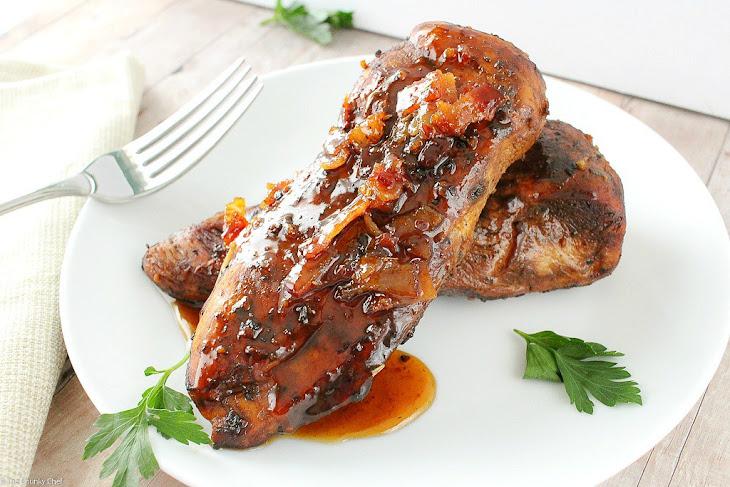 Lavender And Honey Glazed Chicken Recipes — Dishmaps
