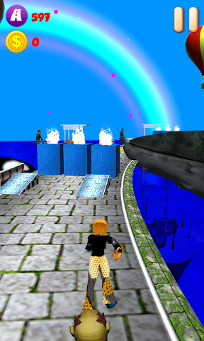 android Run Island Adventure Screenshot 4
