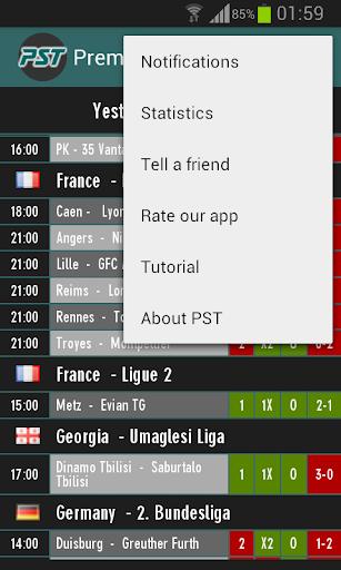 Pro Soccer Tips Premium - screenshot