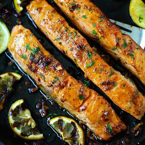 how to cook vinegar salmon