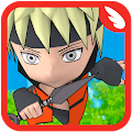 Game Great Ninja Clash apk for kindle fire