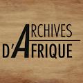 App Archives d'Afrique apk for kindle fire