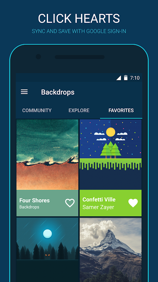 Backdrops - Wallpapers Screenshot 7