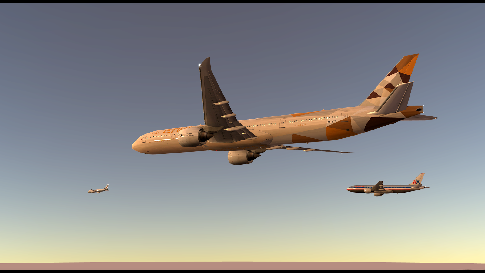 Infinite Flight Simulator Screenshot 11