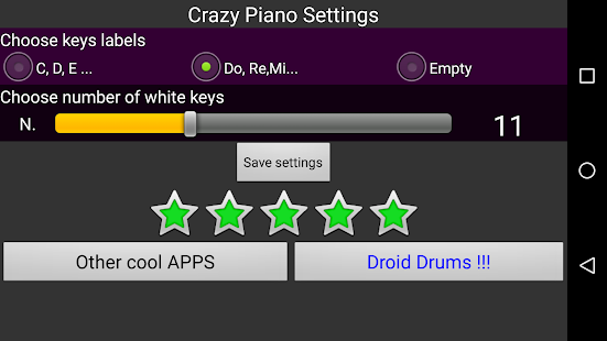 Super Piano HD Full v6.4 Apk