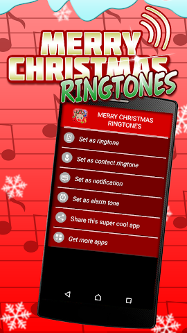 android Sonneries de Noël Screenshot 6