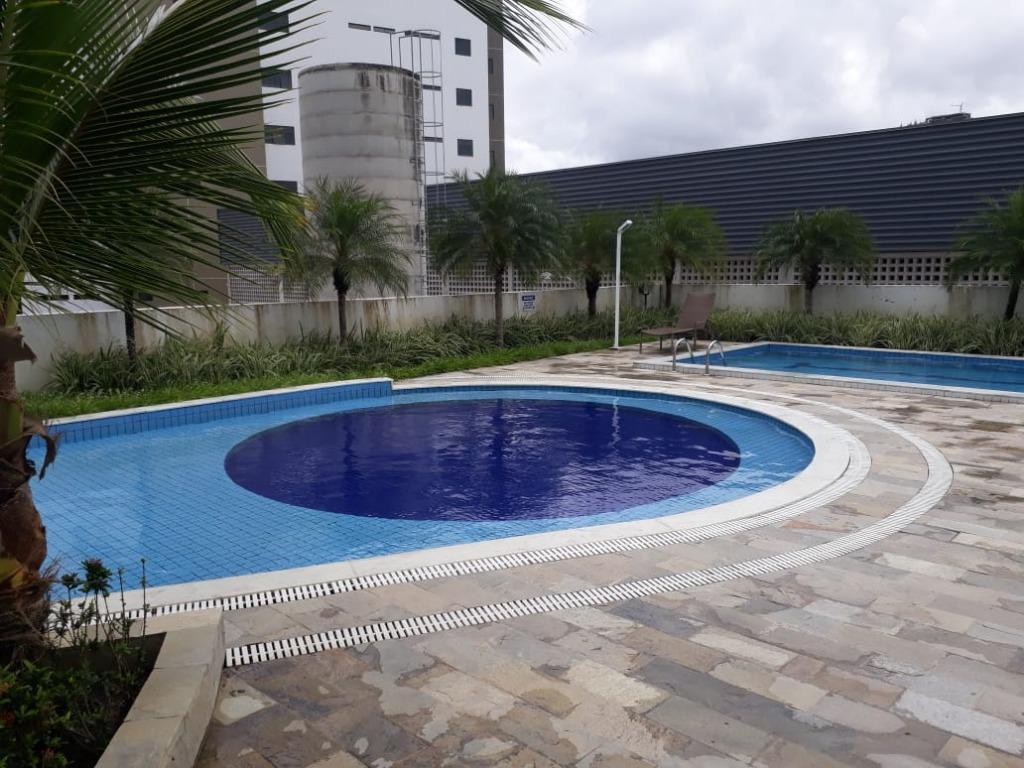 Apartamento com 3 dormitórios para alugar, 82 m² por R$ 1.650/mês - João Agripino - João Pessoa/PB