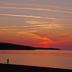 sunrise by Dobrinka Ivanova - Uncategorized All Uncategorized