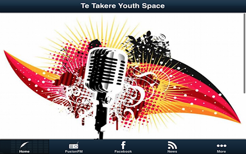 Te Takere Youth Space - screenshot