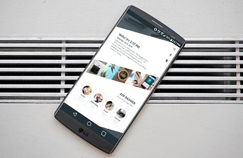 VisualHome for KLWP- screenshot thumbnail