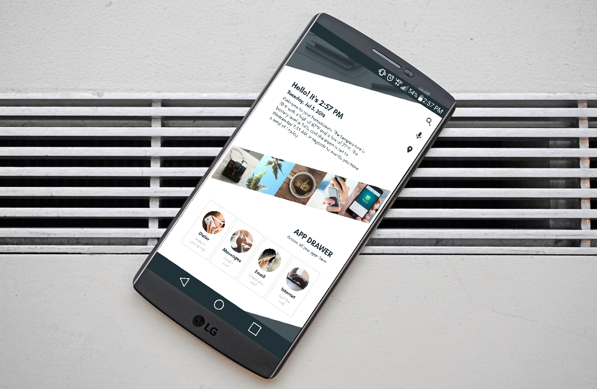 VisualHome for KLWP Screenshot 4
