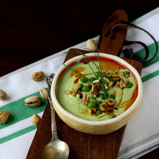 Chinese Green Peas Soup Recipes
