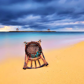 Sanur by Hendri Suhandi - Landscapes Travel ( bali, karang beach, sanur, travel, beach )