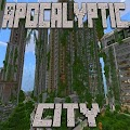 App Apocalyptic City Mod For MCPE APK for Kindle