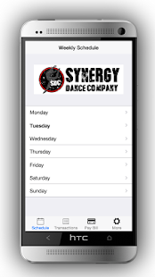 Synergy Dance Company - screenshot