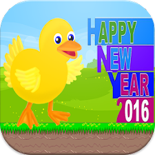 Happy Duck New Year 2016