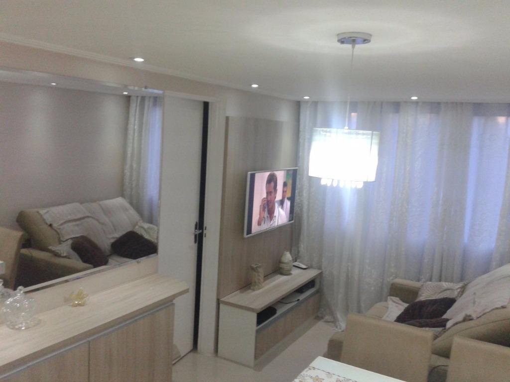 Apartamento residencial à venda, Jardim Dayse, Ferraz de Vas
