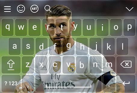 Keyboard For Ramos APK for Bluestacks
