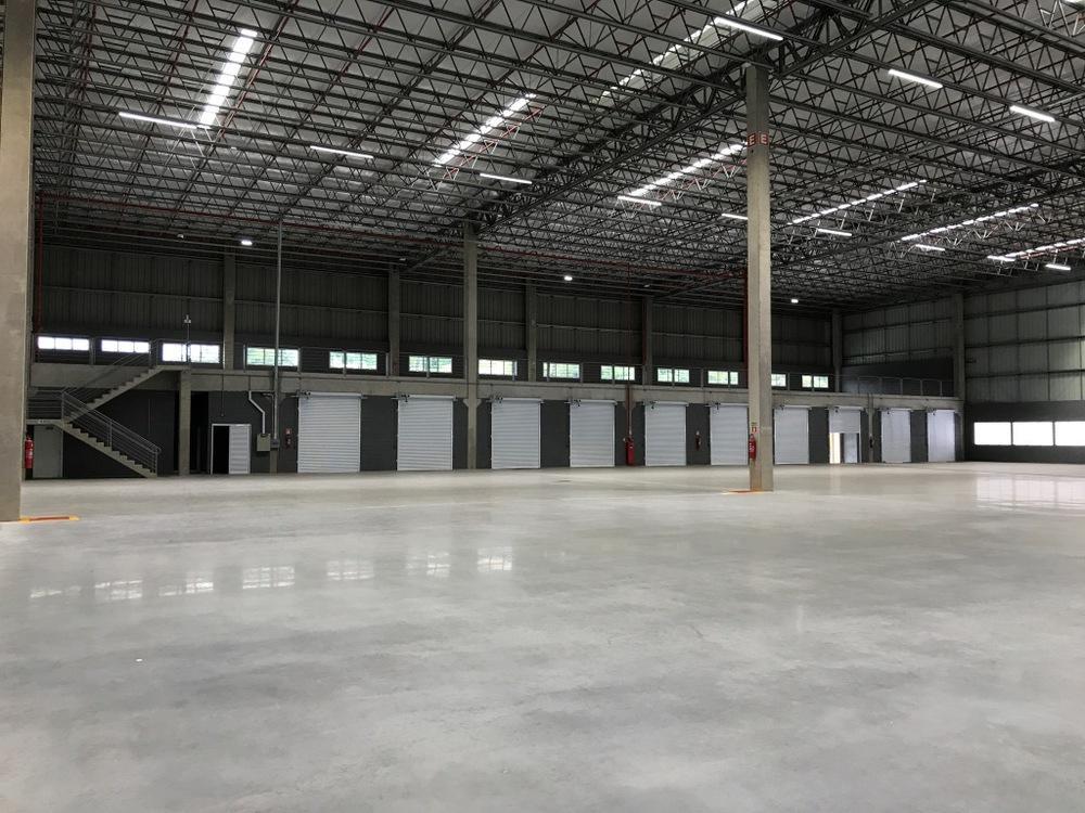 Guarulhos - Bonsucesso Logistics Park (BLP) Novo  Terreno 291.525m²  Área Construída 95.344m²  Área Disponível para Locação.