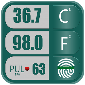 Body Temperature : Fever Thermometer History Diary Online PC (Windows / MAC)