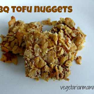 Vegan Tofu Nuggets Recipes
