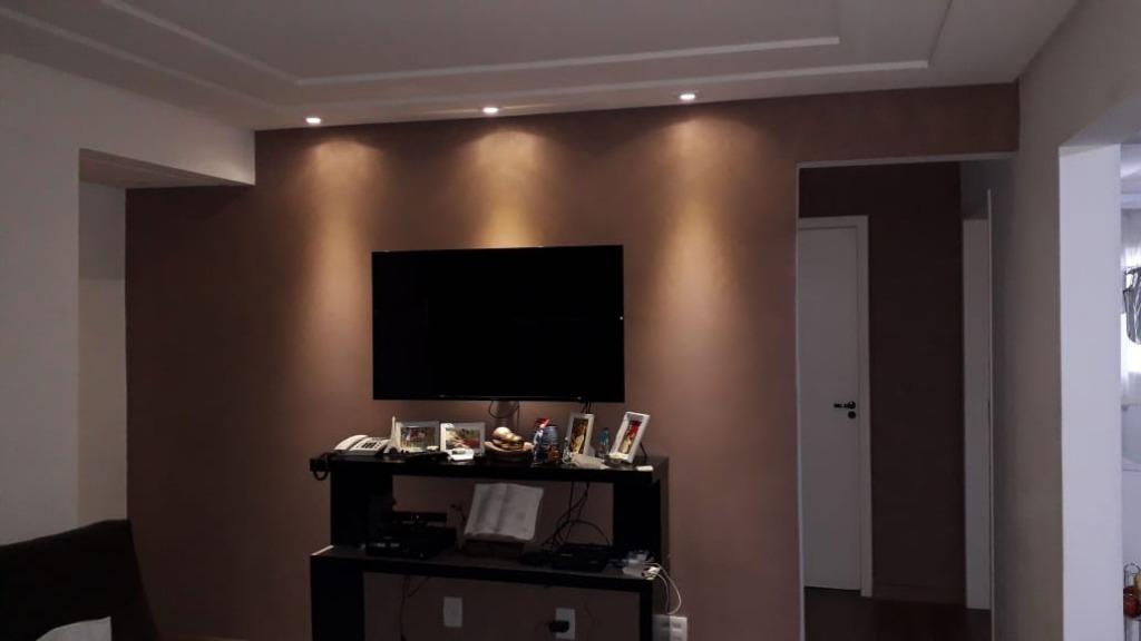 Apartamento com 2 dormitórios à venda, 53 m² - Parque Residencial Eloy Chaves - Jundiaí/SP