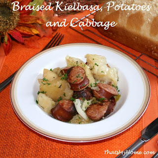Kielbasa Cabbage Potatoes Recipes