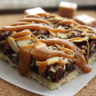Brownie Crunch Bar