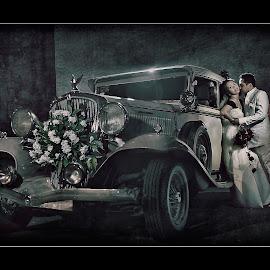 Vintage by Gil Hontiveros - Wedding Details