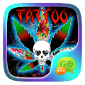 (FREE) GO SMS TATTOO STICKER APK for Bluestacks