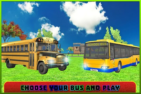 School Bus Driver Simulator 3D- screenshot thumbnail