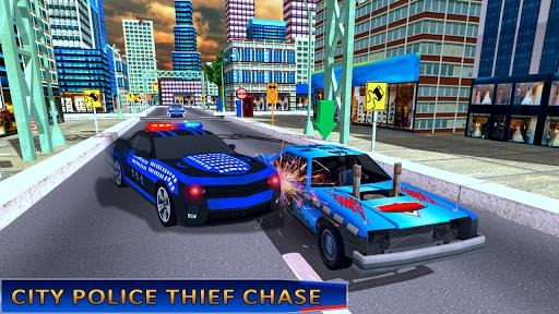 New Swat Thief Thugs