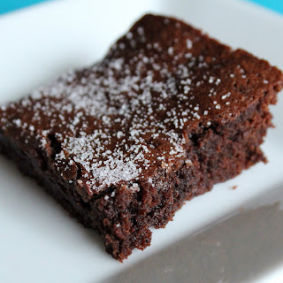 Kahlua-Cinnamon Brownies