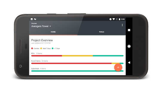 App Procore APK for Kindle