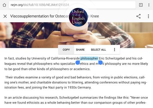 Oxford A-Z of English Usage screenshot 19