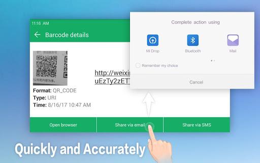 QR Code Scan & Barcode Scanner screenshot 14