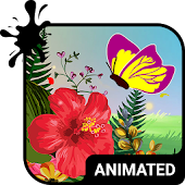 Butterflies Animated Keyboard APK for Lenovo