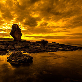 Golden Hour by Zahir Mohd - Landscapes Sunsets & Sunrises