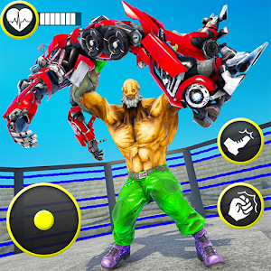 Ring Fight:Monster vs Robot For PC / Windows 7/8/10 / Mac – Free Download