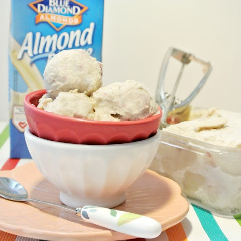 Almond Breeze Vanilla Bean Ice Cream