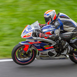 Cadwell park by Ian Pinn - Sports & Fitness Motorsports ( tags * bsb cadwell park motorcycle lincolnshire )