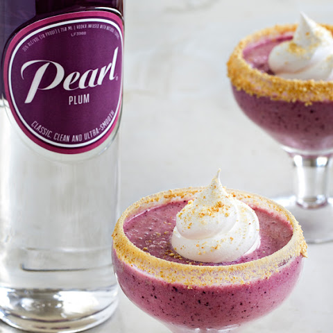 Plum Pie Daiquiri