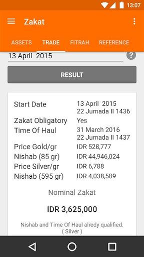 Zakat Calculator screenshot 4