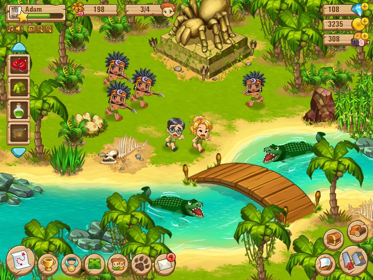 Island Experiment Screenshot 13