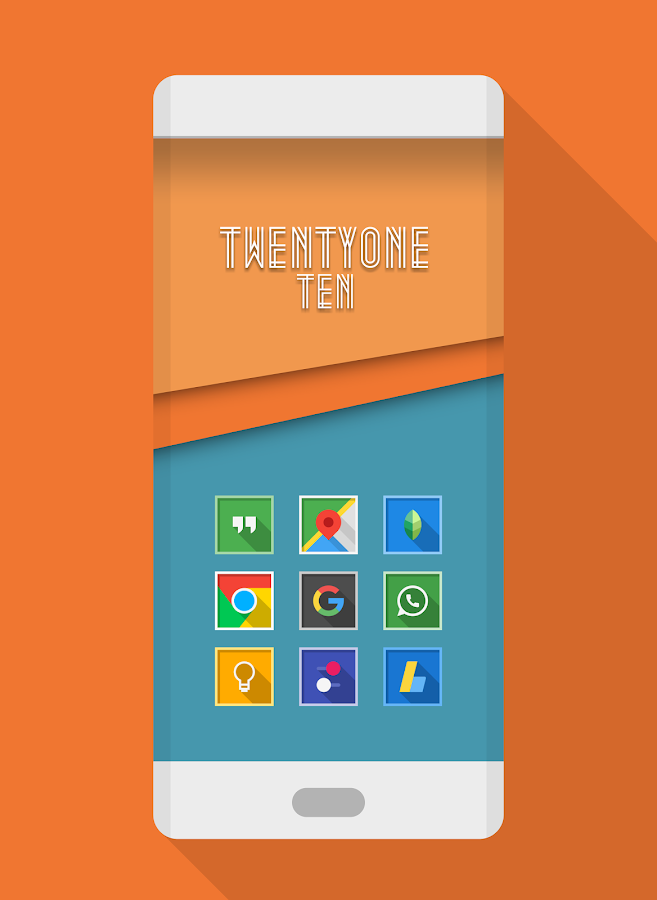 TAY - ICON PACK Screenshot 2