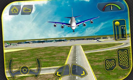 Transporter Plane 3D screenshot 2